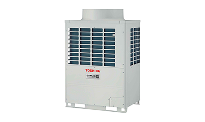 Toshiba vrf-top-discharge Commercial Air Conditioners Online In India