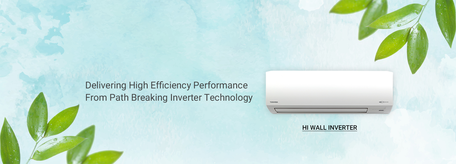 Hi wall Inverter