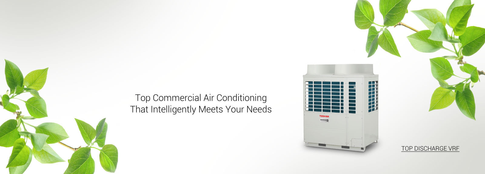 Top Discharge Air Conditioner